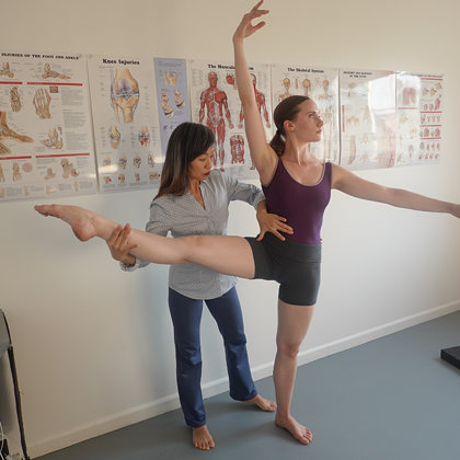 Improve your dance technique at Somatic Nature Physical Therapy and Wellness - - Mission D