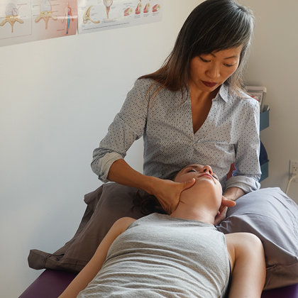 Skillful manual therapies to heal your neck at Somatic Nature Physical Therapy and Wellnes
