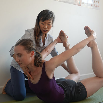 Improve your back flexibility at Somatic Nature Physical Therapy and Wellness - - Mission